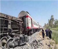 النيابة الإدارية تشكل لجنة هندسية لمعاينة حادث قطار سوهاج