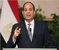 الرئيس يوجه الحكومة والأجهزة بالتواجد في موقع حادث قطار سوهاج