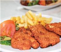 طريقة عمل «اسكالوب» دجاج دايت