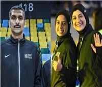 «جمال وآية خالد» يمثلون مصر تحكيميًا في كأس العالم 2021 وأولمبياد طوكيو
