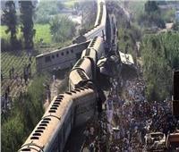 نجم منتخب مصر ينعى ضحايا حادث تصادم قطار سوهاج