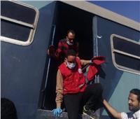 وزير الرياضة يدعو شباب سوهاج للتبرع بالدم لمصابي حادث القطار