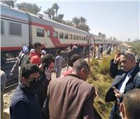 محافظ المنوفية ينعى ضحايا حادث قطار سوهاج