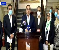 بث مباشر.. مؤتمر صحفي لرئيس الوزراء للتعقيب على حادث قطار أسيوط