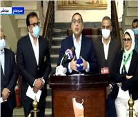 رئيس الوزراء: الرئيس أمر برفع قيمة التعويضات لضحايا حادث القطار