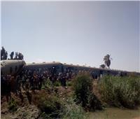 الناجون من حادث قطار سوهاج: شوفنا الموت بعنينا | فيديو وصور