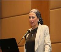 وزيرة البيئة تنعى ضحايا حادث قطار سوهاج