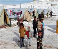 وفاة 4 لاجئين سوريين بسبب البرد في جبال لبنان