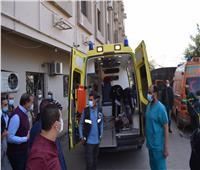 تبرع 65 مواطنًا بالدم في أسيوط لإنقاذ مصابي حادث قطار سوهاج
