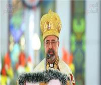 بطريرك الكاثوليك ينعى ضحايا حادث قطار سوهاج