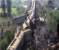 نجوم الفن ينعون ضحايا حادث قطار سوهاج