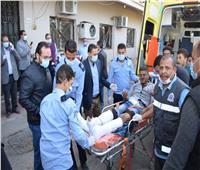 «مستقبل وطن سوهاج» ينعي ضحايا حادث تصادم قطاري طهطا