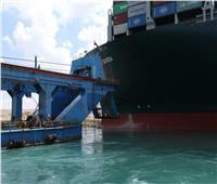 مؤتمر صحفي للفريق ربيع للتعليق على تطورات تعويم السفينة الجانحة