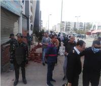 جهاز القاهرة الجديدة يسترد 20 وحدة سكنية لمخالفة تغيير النشاط بالتجمع الخامس