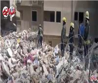 الإسعاف: ارتفاع ضحايا عقار جسر السويس لـ9 أشخاص و15 مصابًا| فيديو