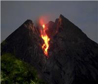 إندونيسيا: بركان جبل ميرابي يثور مجددا دون ورود تقارير عن سقوط ضحايا