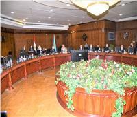 محافظ الغربية يثمن جهود جامعة طنطا في خدمة المجتمع
