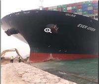 أسامة ربيع: لا غرامات على الشركة المالكة للسفينة الجانحة حتى إنتهاء التحقيقات
