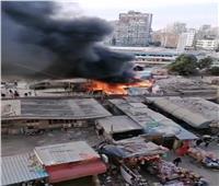 مصدر ب«السكة الحديد» يكشف تفاصيل حريق بمحيط محطة قطارات الزقازيق