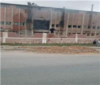 حريق في مصنع بالعاشر من رمضان
