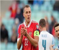 روسيا يحقق فوزه الثاني على التوالي فى تصفيات أوربا المؤهلة للمونديال