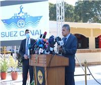 رئيس قناة السويس: نعمل على مدار الساعة لاستئناف حركة الملاحة مرة أخرى