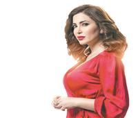 نسرين طافش تستقر بالقاهرة بسبب «المداح»