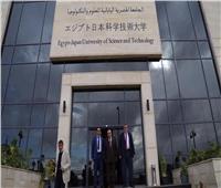 تصنيع أجزاء من قمر «كيوب سات» التعليمي بالجامعة المصرية اليابانية