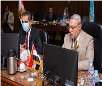 محافظ الغربية : مشاركة فعالة لجامعة طنطا فى تنفيذ المبادرات الرئاسية