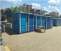 توزيع 20 كشكًا جديدًا على مواطني مدينة شبين الكوم
