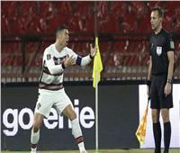انفعال «رونالدو» مع البرتغال في تصفيات مونديال 2022| فيديو وصور
