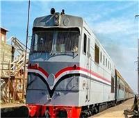 حركة القطارات| ننشر التأخيرات بين بنها وبورسعيد.. الأحد