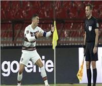 «رونالدو» يعلق على لقطة انفعاله خلال لقاء منتخب صربيا