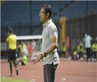 أحمد سامي يطالب لاعبى سموحة بحصد نقاط مباراة مصر المقاصة فى الدوري