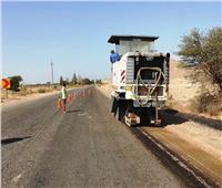محافظ أسوان : بدء المرحلة الثانية لرفع كفاءة 60 كم من طريق إدفو / مرسى علم بتكلفة 130 مليون جنيه