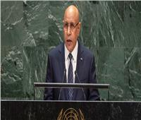 الرئيس الموريتاني يعزي «السيسي» في ضحايا حادث قطاري سوهاج