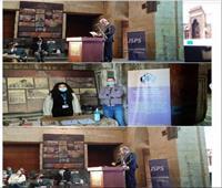 سفراء الاتحاد الاوربي يفتتحون ورشة استعادة التراث التاريخي بالقاهرة الإسلامية