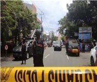 ارتفاع عدد مصابي هجوم إندونيسيا الانتحاري إلى 20 شخصا
