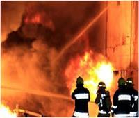 حريق يدمر مخبزا بإحدى قرى الدقهلية