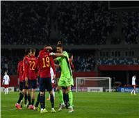 إسبانيا تفوز على جورجيا بـ«هدف قاتل» في تصفيات كأس العالم | فيديو