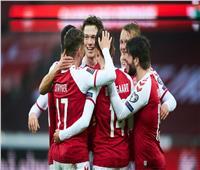 المنتخب الدنماركي يكتسح مولدوفا بـ«ثمانية نظيفة» في تصفيات كأس العالم| فيديو