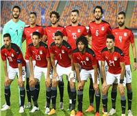 منتخب مصر يرتدي الأحمر أمام جزر القمر