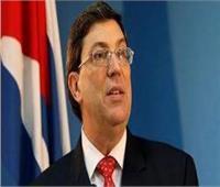 كوبا: الحصار الأمريكي «إبادة جماعية»