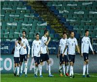 منتخب إيطاليا يفوز على بلغاريا في تصفيات المونديال| فيديو