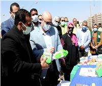توزيع 16 ألف كرتونة مواد غذائية على الأكثر احتياجًا ببني سويف