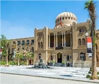المسابقة الأولى للمواهب عبر الانترنت للطلاب الوافدين بجامعة عين شمس