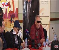 محمود حميدة: سمير صبري مصدر للبهجة | فيديو