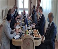اجتماع تنسيقى بين «البيئة» وهيئة قناة السويس لمتابعة الوضع البيئي لأزمة السفينة الجانحة