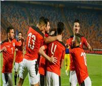 النني يتقدم بالهدف الأول لمنتخب مصر في شباك جزر القمر