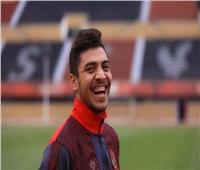 مصر تحرز الهدف الثاني في جزر القمر بأقدام محمد شريف